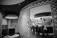 Europe/France/Rhone-Alpes/73/Savoie/Courchevel: Restaurant: Le 1947, Maison Cheval Blanc, Le Jardin Alpin, [Non destiné à un usage publicitaire - Not intended for an advertising use]