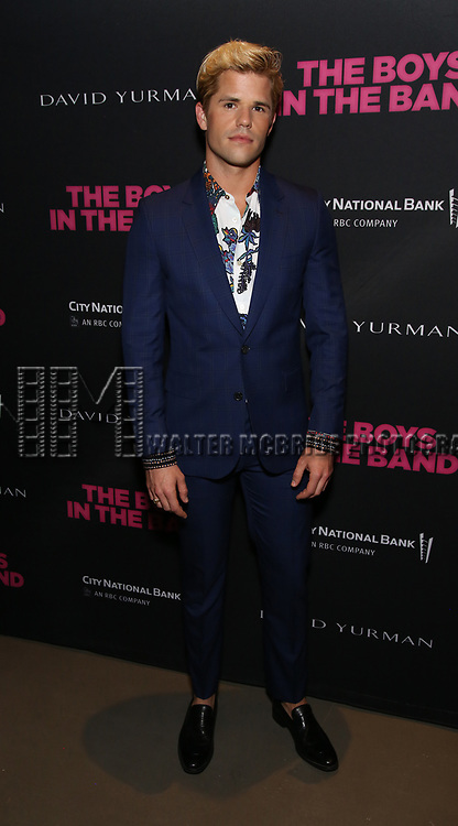Charlie Carver attends the 'The Boys In The Band' 50th Anniversary Celebration at The Second Floor NYC on May 30, 2018 in New York City.