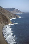 Coastline off of Highway One, Northern California