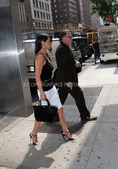 WWW.ACEPIXS.COM ** ** ** ....July 26 2007, New york City....Actress Catherine Zeta-Jones went to the'Regis and Kelly Show' and then went on to an office in Chelsea.....Please byline: DAVID MURPHY -- ACEPIXS.COM.. *** ***  ..Ace Pictures, Inc:  ..tel: (646) 769 0430..e-mail: info@acepixs.com..web: http://www.acepixs.com