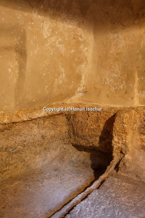 East Jerusalem, the tomb at the Garden Tomb