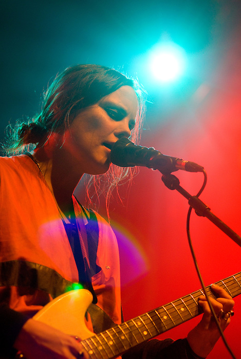 Scout Niblett at All Tomorrow's Parties 4th December 2010 Minehead