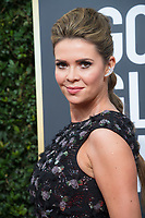 TV personality Carly Steel attends the 75th Annual Golden Globes Awards at the Beverly Hilton in Beverly Hills, CA on Sunday, January 7, 2018.<br /> *Editorial Use Only*<br /> CAP/PLF/HFPA<br /> &copy;HFPA/Capital Pictures
