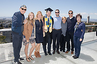 BERKELEY, CA - May 13, 2017: Class of 2017 Commencement.