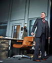 Glengarry Glen Ross by David Mamet, directed by Sam Yates. With Robert Glenister as Dave Moss. Opens at The Playhouse Theatre on 9/11/17.