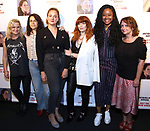 "Amy Poehler, Abbi Jacobson, Jacqueline Novak, Natasha Lyonne, Phoebe Robinson and Rachel Dratch attends the Off-Broadway Opening Night of ""Jacqueline Novak: Get On Your Knees"" at the Cherry Lane Theatre on July 22, 2019 in New York City."