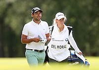 Carlos Del Moral - PGA European Tour Golf at Wentworth, Surrey 25/05/14 - MANDATORY CREDIT: Rob Newell/TGSPHOTO - Self billing applies where appropriate - 0845 094 6026 - contact@tgsphoto.co.uk - NO UNPAID USE