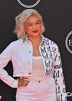 Milck at the 2018 ESPY Awards at the Microsoft Theatre LA Live, Los Angeles, USA 18 July 2018<br /> Picture: Paul Smith/Featureflash/SilverHub 0208 004 5359 sales@silverhubmedia.com