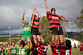 Counties Manukau Premier Club Rugby Game of the Week between Drury & Papakura, played at Drury Domain on Saturday Aprill 11th, 2009..Drury won 35 - 3 after leading 15 - 5 at halftime.