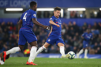 George McEachran of Chelsea in action during Chelsea Under-23 vs Arsenal Under-23, Premier League 2 Football at Stamford Bridge on 15th April 2019