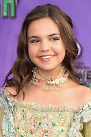 SANTA MONICA, CA - OCTOBER 20: Actress Bailee Madison arrives at Hub Network's 1st Annual Halloween Bash held at Barker Hangar on October 20, 2013 in Santa Monica, California. (Photo by Xavier Collin/Celebrity Monitor)