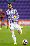 Real Valladolid's Alberto Guitian during La Liga Second Division match. March 11,2017. (ALTERPHOTOS/Acero)