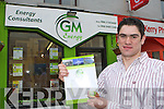 Gearoid McGill at GM Energy Caherciveen