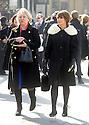 David Frost Memorial Service at Westminster Abbey<br /> <br /> Carol Vorderman<br /> <br /> <br /> <br /> <br /> Pic by Gavin Rodgers/Pixel 8000 Ltd