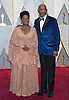 26.02.2017; Hollywood, USA: SAMUEL L JACKSON and WIFE, LATANYA RICHARSON<br /> attends The 89th Annual Academy Awards at the Dolby&reg; Theatre in Hollywood.<br /> Mandatory Photo Credit: &copy;AMPAS/NEWSPIX INTERNATIONAL<br /> <br /> IMMEDIATE CONFIRMATION OF USAGE REQUIRED:<br /> Newspix International, 31 Chinnery Hill, Bishop's Stortford, ENGLAND CM23 3PS<br /> Tel:+441279 324672  ; Fax: +441279656877<br /> Mobile:  07775681153<br /> e-mail: info@newspixinternational.co.uk<br /> Usage Implies Acceptance of Our Terms &amp; Conditions<br /> Please refer to usage terms. All Fees Payable To Newspix International