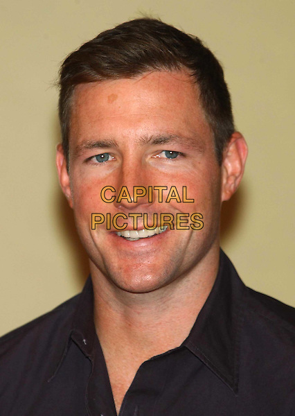 "EDWARD BURNS.""Confidence"".portrait headshot smiling.Ed Burns.Deauville Film Festival.sales@capitalpictures.com.www.capitalpictures.com.©Capital Pictures"