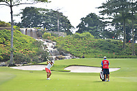 SINGAPORE - MARCH 02: Nasa Hataoka of Japan on the 3rd fairway during the third round of the HSBC Women's World Championship 2019 at Sentosa Golf Club - Tanjong Course, Singapore on March 02, 2019.<br /> .<br /> .<br /> .<br /> (Photo by: Naratip Golf Srisupab/SEALs Sports Images)<br /> .<br /> Any image use must include a mandatory credit line adjacent to the content which should read: Naratip Golf Srisupab/SEALs Sports Images