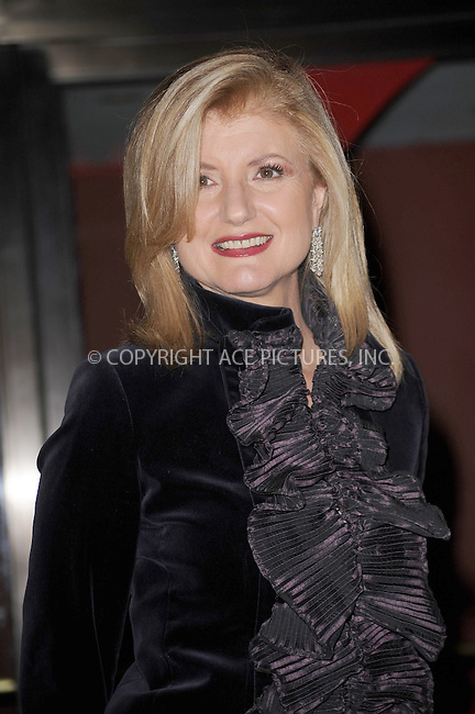 WWW.ACEPIXS.COM . . . . . .November 8, 2010...New York City... Arianna Huffington attends  Glamour Magazine`s 20th Annual 2010 Women of the Year Awards  at Carnegie Hall  on November 8, 2010 in New York City....Please byline: KRISTIN CALLAHAN - ACEPIXS.COM.. . . . . . ..Ace Pictures, Inc: ..tel: (212) 243 8787 or (646) 769 0430..e-mail: info@acepixs.com..web: http://www.acepixs.com .