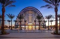 ARTIC Building in Anaheim
