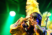 Professor Longhair (Fess)'s 92nd birthday party at Tipitinas in New Orleans was a 5 hour blowout featuring everyone from the 101 Runners to Dr. John, James Andrews, Jon Cleary, Joe Krown, Deacon John, Donald Harrison Allen Toussaint, and more!