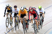 Masters Men Cat 1 Keirin at the Age Group Track National Championships, Avantidrome, Home of Cycling, Cambridge, New Zealand, Saturday, March 18, 2017. Mandatory Credit: © Dianne Manson/CyclingNZ  **NO ARCHIVING**