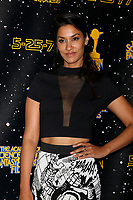 LOS ANGELES - JUN 28:  Janina Gavankar at the 43rd Annual Saturn Awards - Press Room at the The Castawa on June 28, 2017 in Burbank, CA