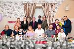 21st Birthday : Samantha Martin, Tarbert celebraring her 21st birthday with family and friends at Eabha Joan's Restaurant, Listowel on Saturday night last.