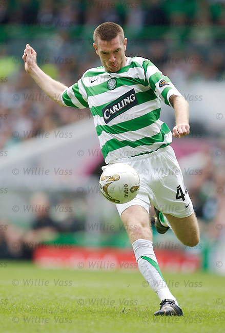 Stephen McManus, Celtic.stock season 2006-2007.pic willie vass
