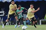Nacional  gano  3 x 0 al itagui en la liga postobon torneo apertura del futbol colombiano
