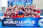 World League Semi-Final Women Valencia Spain 2015