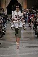 Oscar De La Renta<br /> New York Fashion Week <br /> FW18 <br /> <br /> New York Fashion Week,  New York, USA in February 2018.<br /> CAP/GOL<br /> &copy;GOL/Capital Pictures