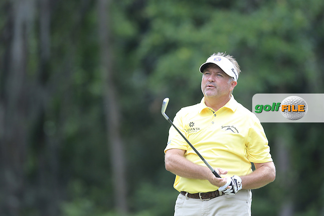 Ken Duke (USA) during the final round of the Players, TPC Sawgrass, Championship Way, Ponte Vedra Beach, FL 32082, USA. 15/05/2016.<br /> Picture: Golffile | Fran Caffrey<br /> <br /> <br /> All photo usage must carry mandatory copyright credit (&copy; Golffile | Fran Caffrey)