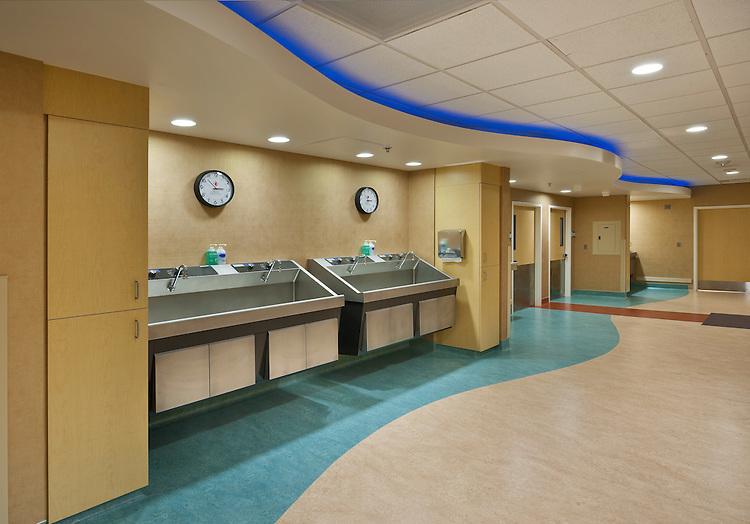 Clovis Medical Center - Clovis, Ca.HGA Architects