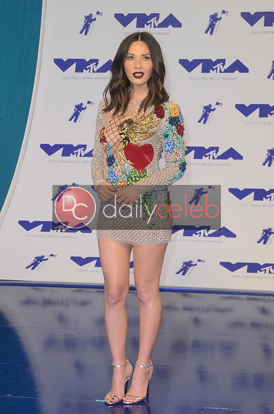 Olivia Munn<br /> at the 2017 MTV Video Music Awards, The Forum, Inglewood, CA 08-27-17<br /> David Edwards/DailyCeleb.com 818-249-4998