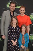 "Alexia Denisof, Alyson Hannigan<br /> at the ""Kim Possible"" Premiere, TV Academy, North Hollywood, CA 02-12-19<br /> David Edwards/DailyCeleb.com 818-249-4998"