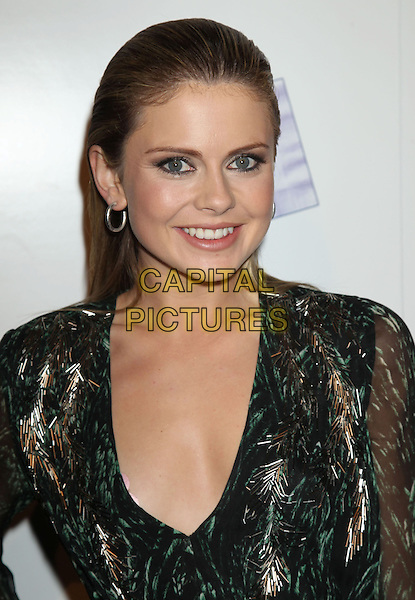 LOS ANGELES, CA - JANUARY 28: Rose McIver at the premiere of 'Brightest Star' at the Sundance Cinema on January 28, 2014 in Los Angeles, California.<br /> CAP/ADM/RE<br /> &copy;Russ Elliot/AdMedia/Capital Pictures