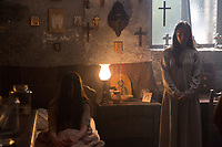 The Crucifixion (2017) <br /> Brittany Ashworth <br /> *Filmstill - Editorial Use Only*<br /> CAP/MFS<br /> Image supplied by Capital Pictures