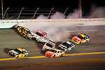 Feb 07, 2009; 8:34:19 PM;  Daytona Beach, FL. USA; NASCAR Sprint Cup Series race at the Daytona International Speedway for the  Budweiser Shootout.  Mandatory Credit: (thesportswire.net)