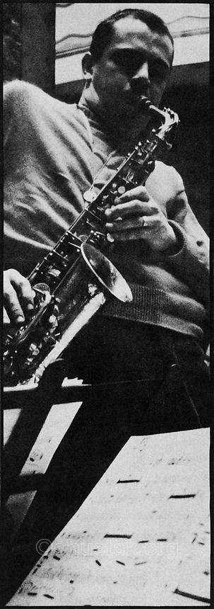 Phil Woods, altoist.