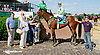 Take This winning at Delaware Park racetrack on 6/7/14