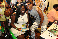 LOS ANGELES, CA - JUNE 26, 2016 Bryshere Y. Gray attends the BET Awards Remote Radio Room at The JW Marriot in Los Angeles, CA. Photo Credit: Walik Goshorn / Media Punch