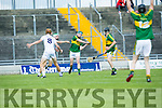 Kerry's Eric Leen  at The Electric Ireland All-Ireland B Championship quarter final Kerry V Kildare at Austin Stack Park on Saturday