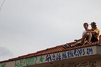 SAO PAULO, SP, 23.02.2014 ANIVERSÁRIO 50 ANOS BAIRRO DO JABAQUARA - Publico, durante apresentçao do aniversário de 50 anos do bairro do Jabaquara , na tarde deste domingo, 23 na zona sul da cidade de São Paulo. (Foto: Andre Hanni /Brazil Photo Press).