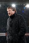 Nederland, Rotterdam, 1 december  2012.Eredivisie.Seizoen 2012-2013.Feyenoord-RKC Waalwijk.Erwin Koeman, trainer-coach van RKC Waalwijk