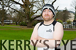 Brian O'Shea is running the Tralee marathon for the KDYS.