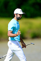 Jo&euml;l Stalter (FRA) during the final round of the Afrasia Bank Mauritius Open played at Heritage Golf Club, Domaine Bel Ombre, Mauritius. 03/12/2017.<br /> Picture: Golffile   Phil Inglis<br /> <br /> <br /> All photo usage must carry mandatory copyright credit (&copy; Golffile   Phil Inglis)