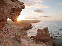 Cliffs of the Eyre Peninsula, Ellison, South Australia, Australia