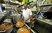 Glasgow smells - Shish Mahal Head Chef Intisar Hamayun - 18.7.12 - 07702 319 738 - clanmacleod@btinternet.com - www.donald-macleod.com