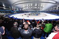 MOTORSPORT: HEERENVEEN: 01-02-04-2017, IJsstadion Thialf, WK IJsspeedway, ©foto Martin de Jong