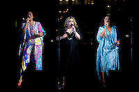 Women of Soul performing at the ART & ABOUT 10th birthday party